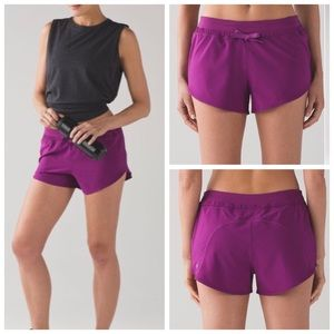 "Lululemon Run It Out Short (3"")"